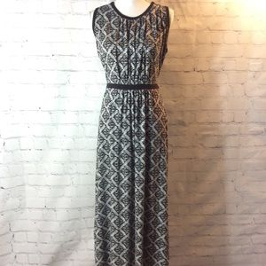 Lands' End Maxi dress L Petite